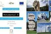 MONUMENTAL 9: poziv za učesnike/ce treninga ''Svaki spomenik ima svoju priču''