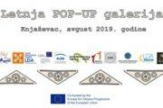 LETNJA POP-UP GALERIJA: poziv za mlade kreativce i umetnike
